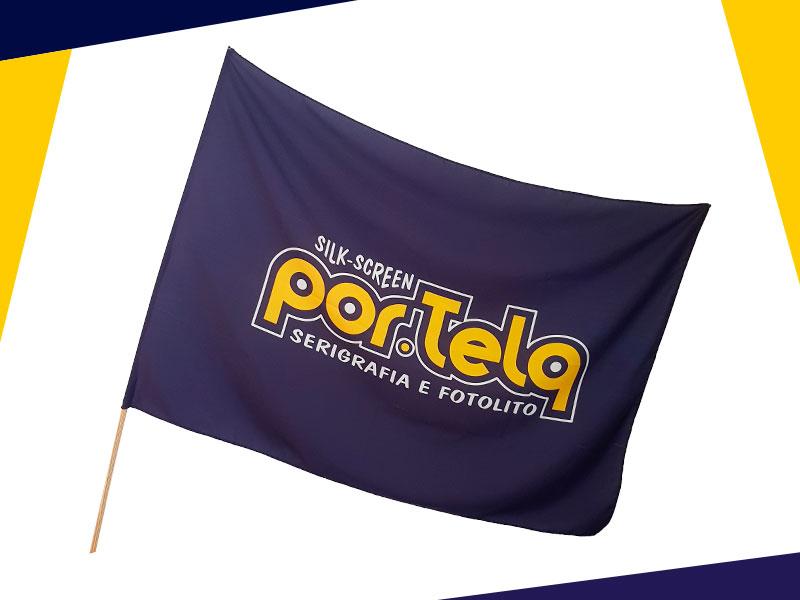 Produto Personalizado - Bandeira