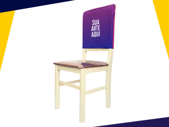 Produtos Perosnalizados - Capa de Cadeira